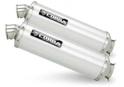 Laděný výfuk COBRA C5 pro Suzuki Hayabusa GSX-R 1300 2008-